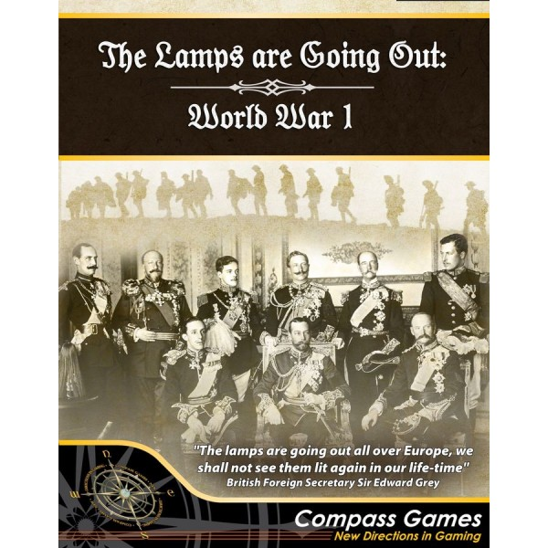 THE LAMPS ARE GOING OUT - 2nd EDITION