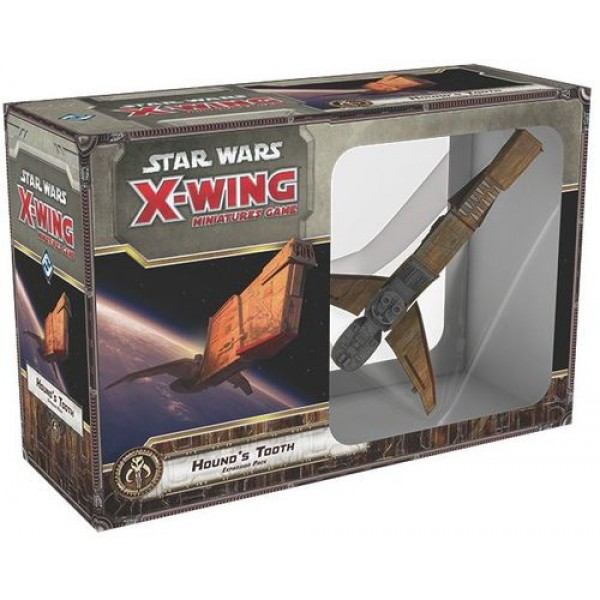 STAR WARS: X-WING MINIATURES GAME – HOUND'S TOOTH