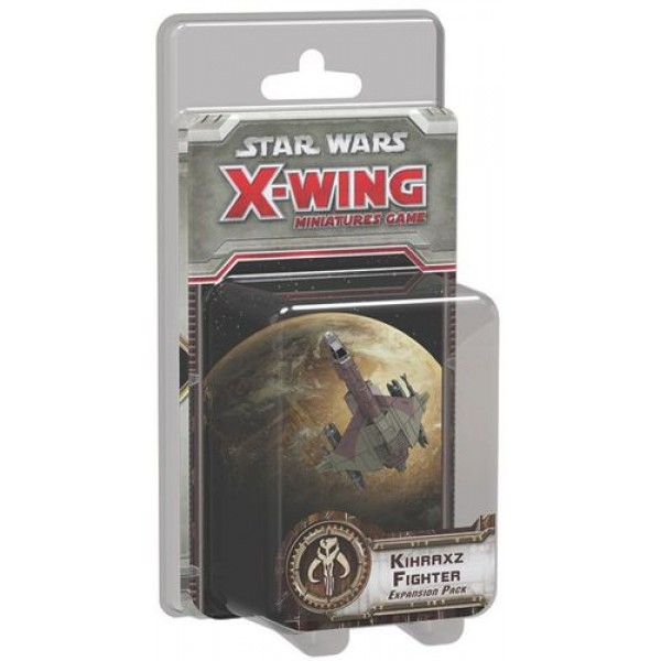 STAR WARS: X-WING MINIATURES GAME – KIHRAXZ FIGHTER