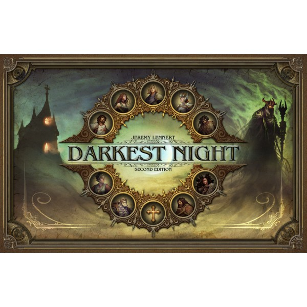 DARKEST NIGHT 2nd EDITION