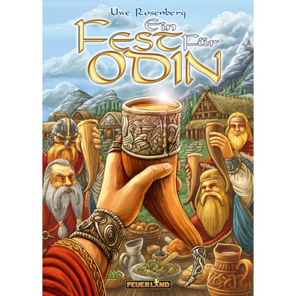 A FEAST FOR ODIN (Ein Fest für Odin)