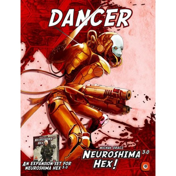 NEUROSHIMA HEX! 3.0 - DANCER