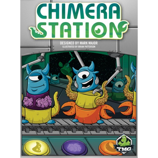 CHIMERA STATION - DELUXE EDITION