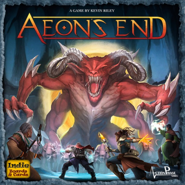 AEON'S END - SECOND EDITION