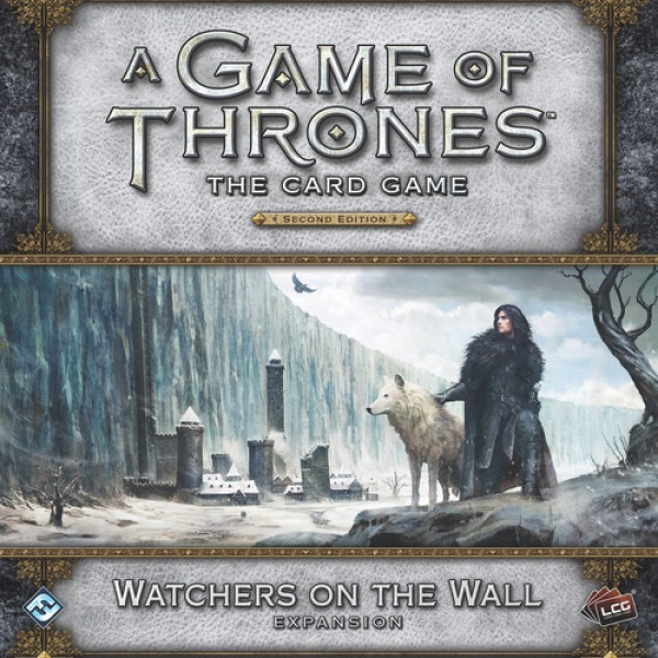 A GAME OF THRONES: THE CARD GAME (SECOND EDITION)  - WATCHERS ON THE WALL