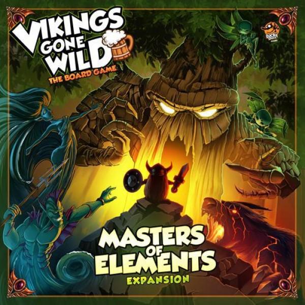 VIKINGS GONE WILD: MASTERS OF ELEMENTS