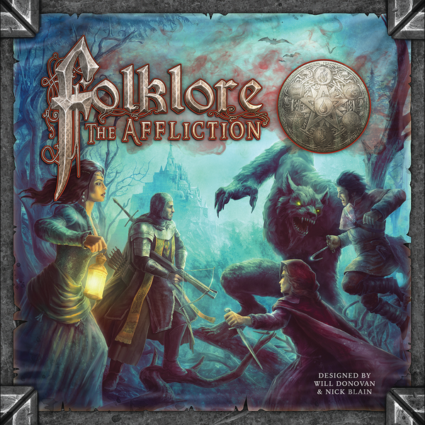 FOLKLORE: THE AFFLICTION - 2nd EDITION