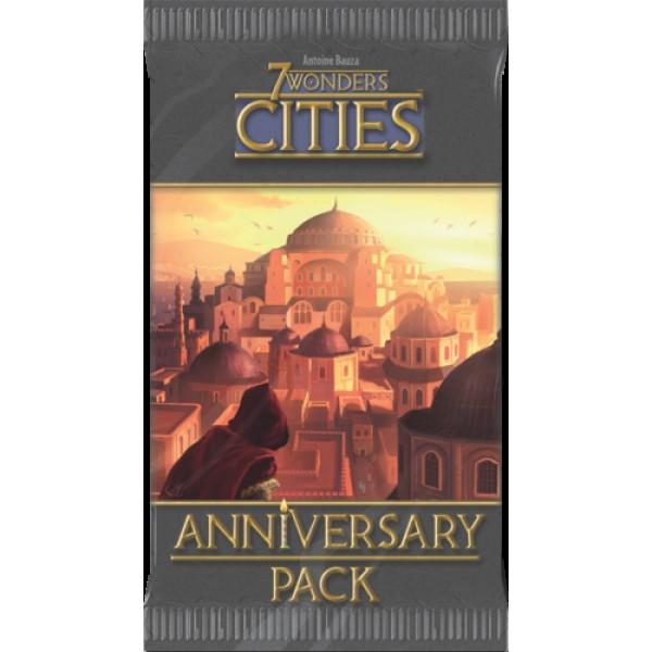 7 WONDERS ANNIVERSARY PACK - CITIES