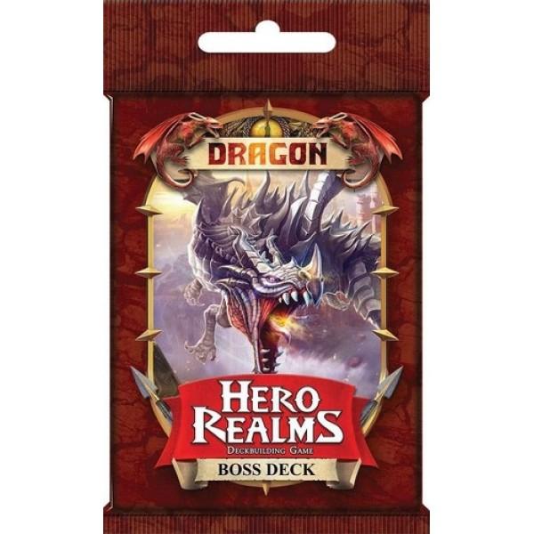 HERO REALMS: BOSS DECK - THE DRAGON