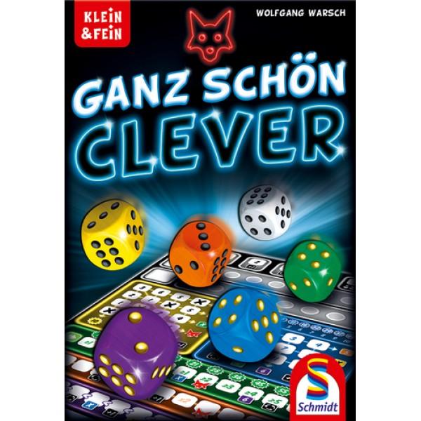 GANZ SCHÖN CLEVER