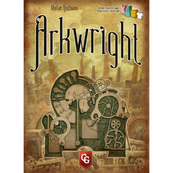ARKWRIGHT - 2nd EDITION