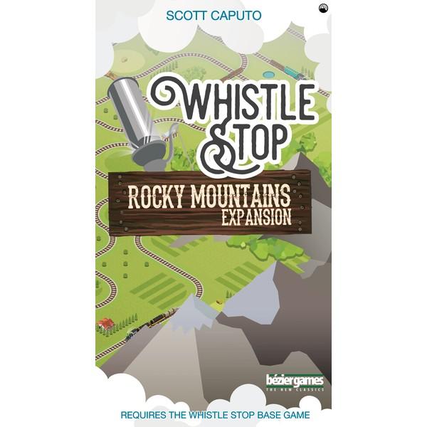 WHISTLE STOP: ROCKY MOUNTAIN