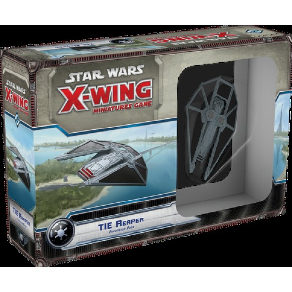 STAR WARS: X-WING MINIATURES GAME – TIE REAPER EXPANSION