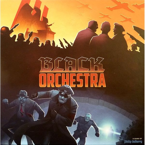 BLACK ORCHESTRA - 2nd EDITION