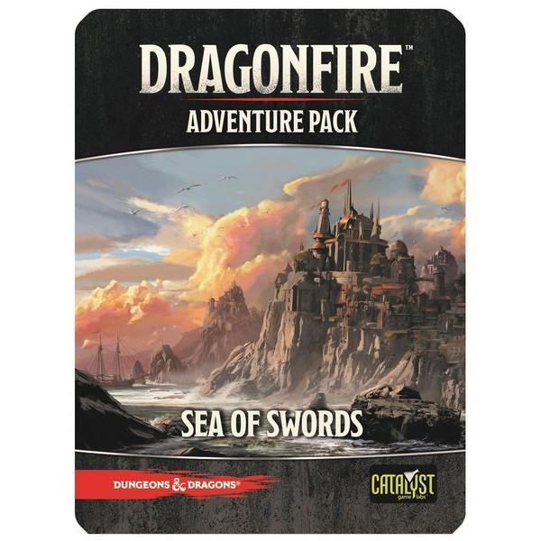 DRAGONFIRE - SEA OF SWORDS