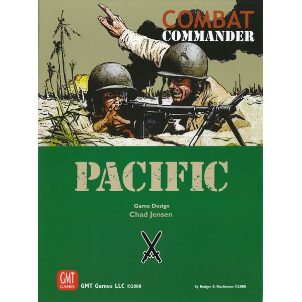 COMBAT COMMANDER: PACIFIC - 2nd PRINTING
