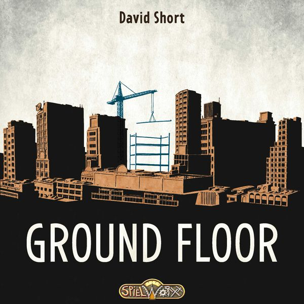 GROUND FLOOR - 2nd EDITION