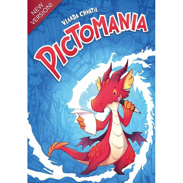 PICTOMANIA - SECOND EDITION