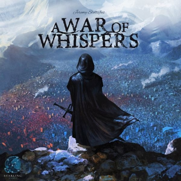 A WAR OF WHISPERS - 2ND EDITION