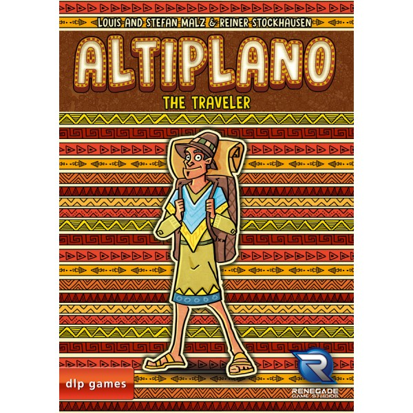 ALTIPLANO - THE TRAVELER EXPANSION