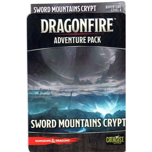 DRAGONFIRE - SWORD MOUNTAINS CRYPT