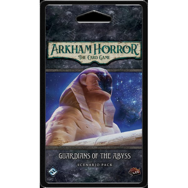 ARKHAM HORROR: THE CARD GAME - GUARDIANS OF THE ABYSS - SCENARIO PACK