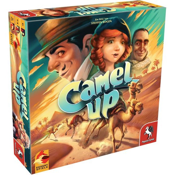 CAMEL UP - 2nd EDITION