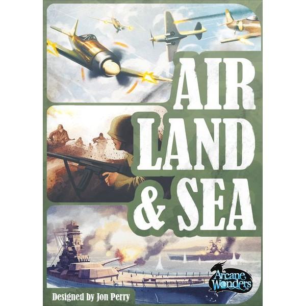 AIR, LAND & SEA - REVISED EDITION