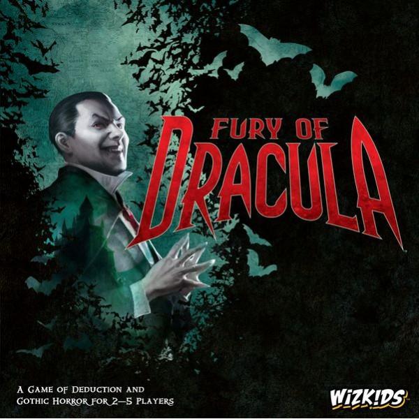 FURY OF DRACULA - 4th EDITION