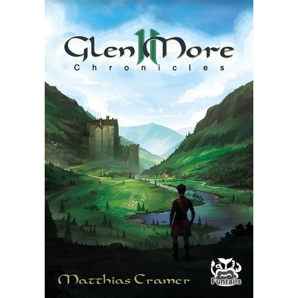 GLEN MORE II: CHRONICLES + PROMO PACK