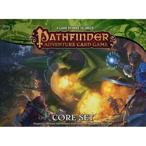 PATHFINDER ADVENTURE CARD GAME: CORE SET