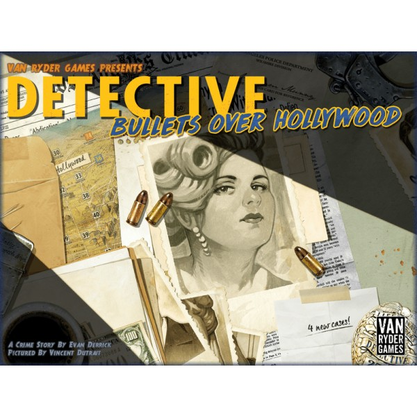 DETECTIVE: CITY OF ANGELS - BULLETS OVER HOLLYWOOD