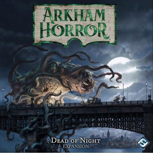 ARKHAM HORROR: THE DEAD OF NIGHT