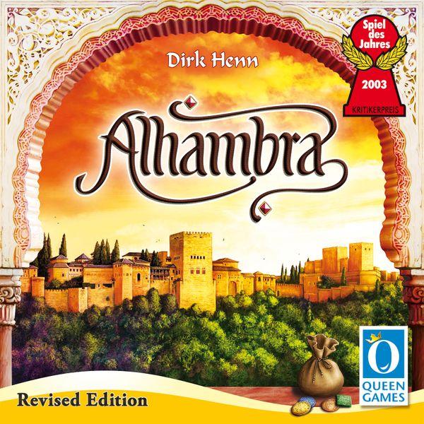ALHAMBRA - REVISED EDITION
