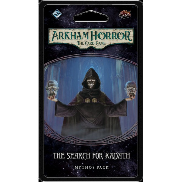 ARKHAM HORROR: THE CARD GAME - THE SEARCH FOR KADATH: MYTHOS PACK