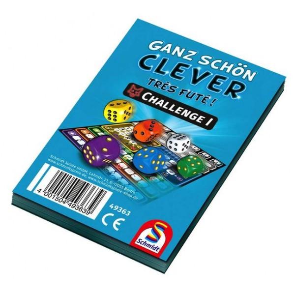 GANZ SCHÖN CLEVER - CHALLENGE I