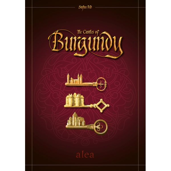 THE CASTLES OF BURGUNDY (WITH EXPANSIONS)