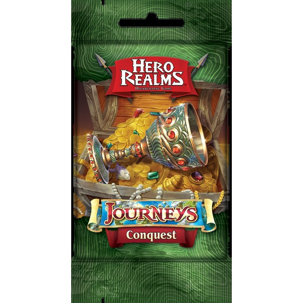 HERO REALMS: JOURNEYS - CONQUEST