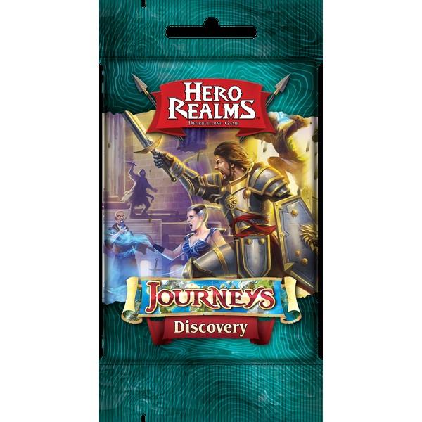 HERO REALMS: JOURNEYS - DISCOVERY