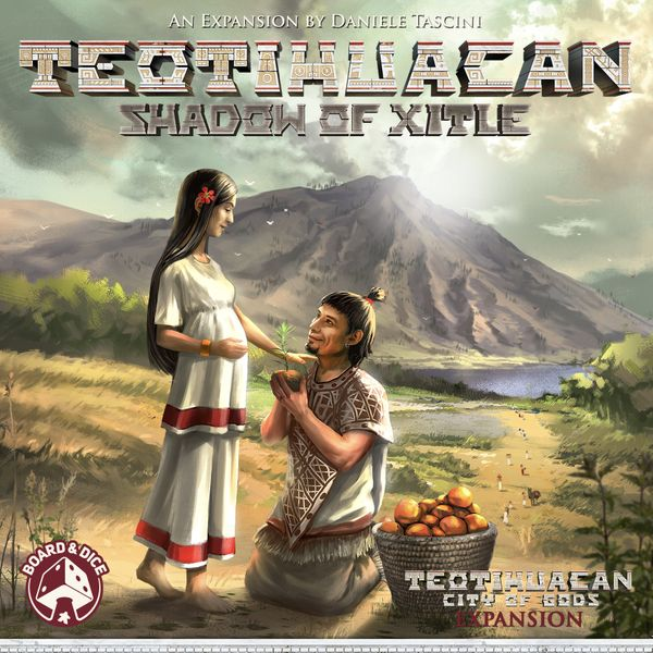 TEOTIHUACAN: SHADOW OF XITLE