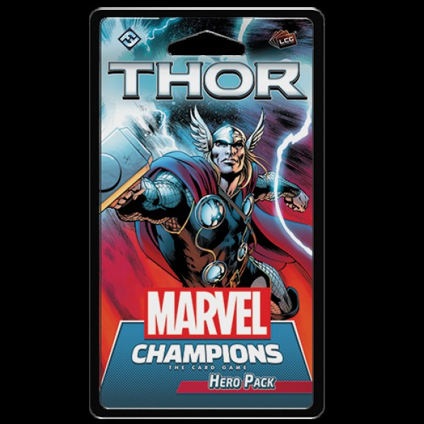 MARVEL CHAMPIONS: THE CARD GAME - THOR - HERO PACK