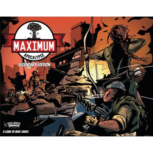 MAXIMUM APOCALYPSE: LEGENDARY EDITION