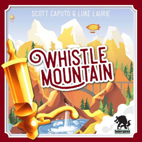 WHISTLE MOUNTAIN