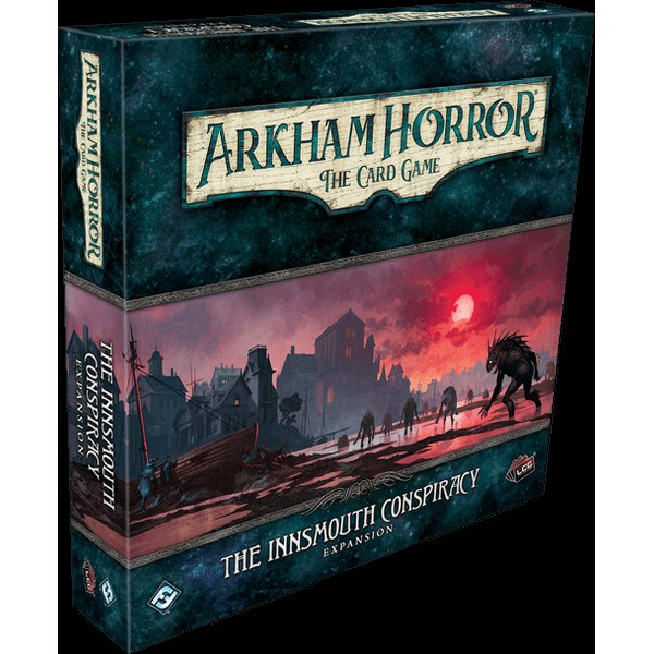 ARKHAM HORROR: THE CARD GAME - THE INNSMOUTH CONSPIRACY: EXPANSION