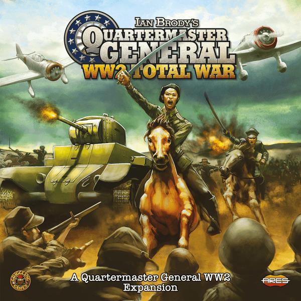 QUARTERMASTER GENERAL WW2: TOTAL WAR