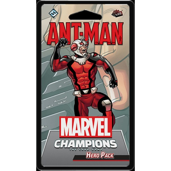 MARVEL CHAMPIONS: THE CARD GAME - ANT-MAN - HERO PACK