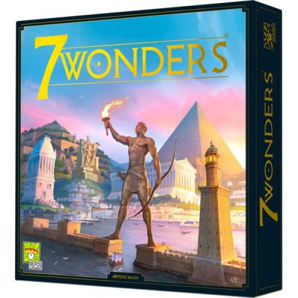 7 WONDERS: 2nd EDITION - SLOVENSKA IZDAJA