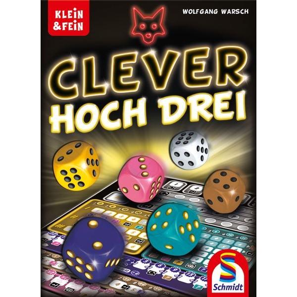 CLEVER HOCH DREI