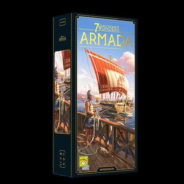 7 WONDERS: ARMADA - 2ND EDITION
