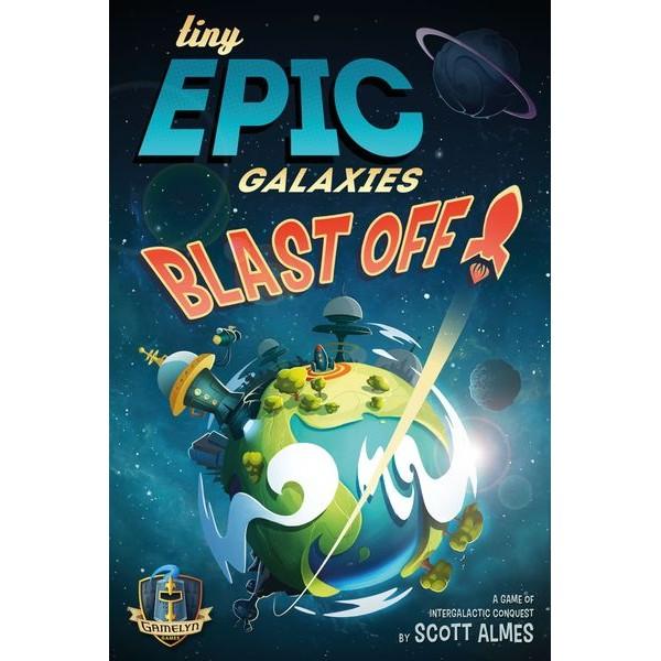 TINY EPIC GALAXIES BLAST OFF!